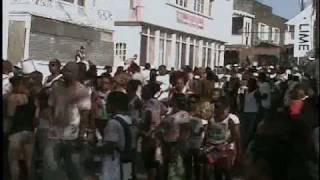 Ronnie Rascal Live on J'ouvert morning 2009-2010 part 1