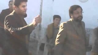 ZMARAK KHAN ACHAKZAI ATTAN IN ARAR ULLAH WEDDING