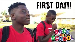 FIRST DAY OF SCHOOL!!! || Western High School
