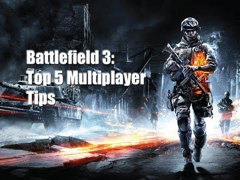Battlefield 3: Top 5 Multiplayer Tips
