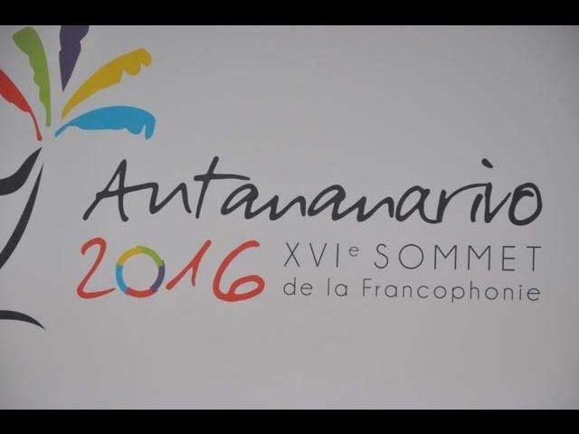 Madagascar: Ouverture du 16è Sommet de la Francophonie