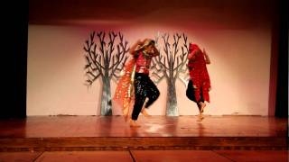 Momer Putul Dance in Saraswati Puja 2011, Essex, UK