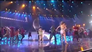 Jennifer Lopez - Celia Cruz Tribute live American Music Awards 2013 AMA