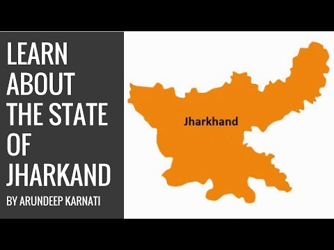 Xxx Mp4 Learn About The State Of Jharkand General Knowledge 3gp Sex