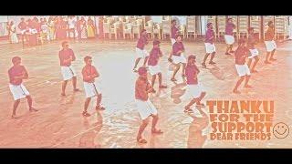 latest malayali  onam college flashmob|vidyavox|i am a mallu|2016