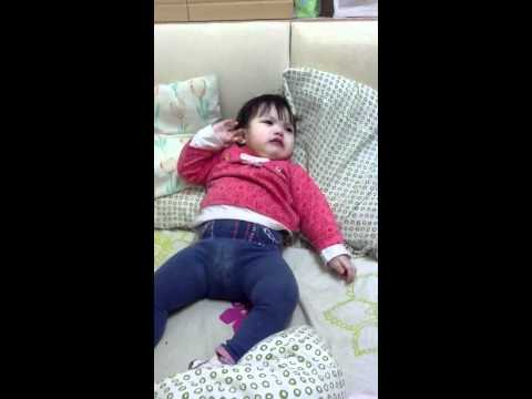 The pan yea crying baby! :P