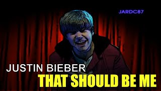 justin bieber that should be me official music video