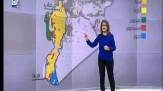 كيف تتوزع الطوائف في سوريا وما هي احجامها؟