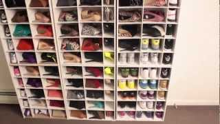 My Shoe Organization/Storage