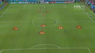 Goalkeeper Analysis - Distribution Clip 4 - FIFA World Cup™ Russia 2018