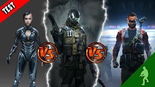 """X1 MORPH vs The SAPPER vs BOUNTY HUNTER"" Modern Combat 5 Multiplayer | MC5 | DuesiBS"