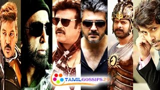 Tamil Cinema 100 Crores Film-a Special Review | Thuppakki to Bahubali Boxoffice-Review
