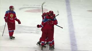 HIGHLIGHTS: Russia powers past Slovakia at U17 Four Nations