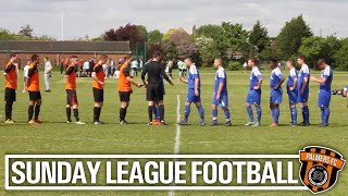 Sunday League Football - LEAGUE TITLE DECIDER