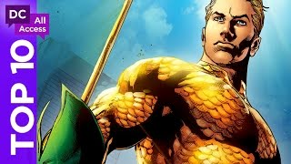 Top 10 Awesome Aquaman Moments