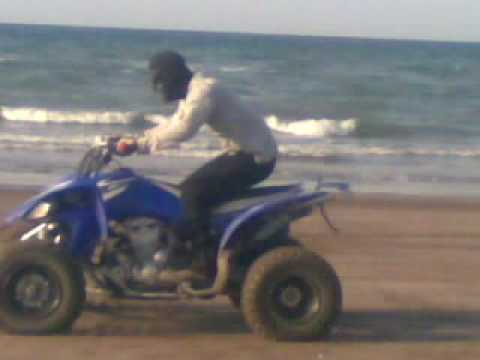 Xxx Mp4 450 Yfz Yamaha On Oman Beach Cost Nice 3gp Sex