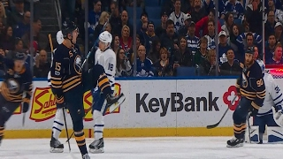 Eichel gives Sabres the lead with absolute bomb