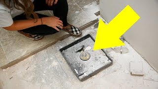 They Found A Safe In Their House Behind A Medicine Cabinet, So They Decided To Open It