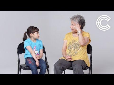Kids Meet a Woman with Alzheimer's