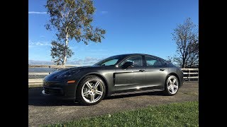 2017 Porsche Panamera 4S | The Driver's Alternative | Complete Review