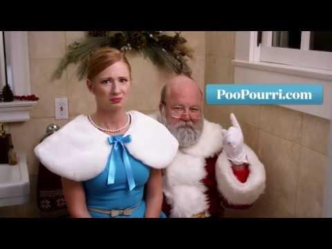 Even Santa Poops PooPourri