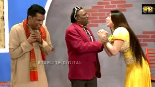 New Best of Amanat Chan and Payal Choudhary Stage Drama Full Comedy Funny Clip