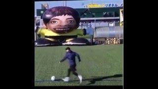 ميسي يتحدى اليابان
