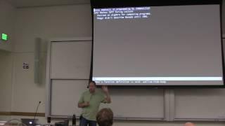 Jim Duey: The Next Great Functional Programming Language Year 2 - λC 2016