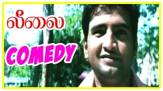 Leelai Tamil Movie Comedy Scenes | Santhanam Comedy | Santhanam | Shiv Pandit | Easter