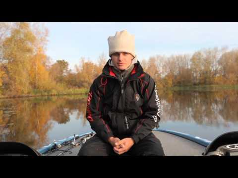 плетенка для рыбалки осень