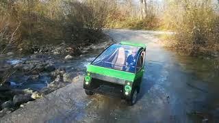 Slovenian Electric Vehicle Concept City Car (EV-CCC)