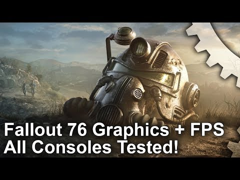 Xxx Mp4 4K Fallout 76 PS4 PS4 Pro Vs Xbox One Xbox One X Every Console Tested 3gp Sex