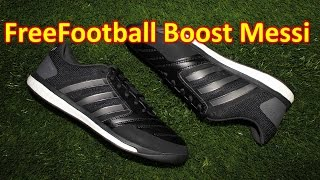 Adidas FreeFootball Boost Messi - Review + On Feet