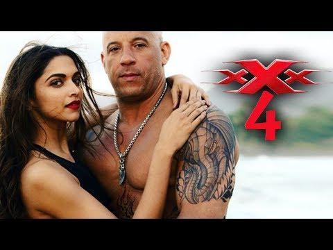 Deepika Padukone's next Hollywood film-XXX 4