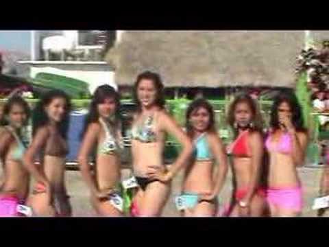 Chica Playa Semana Santa 2008