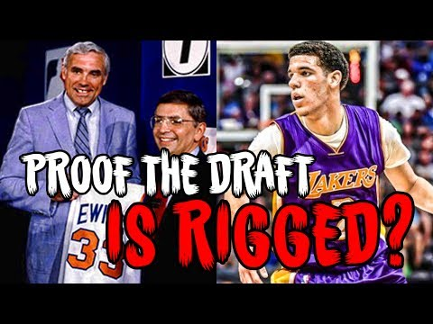 Is This Video PROOF That The NBA Draft IS RIGGED