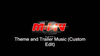 Mission Impossible 4: Ghost Protocol Theme and Trailer Music (Custom Edit)