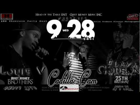 CADILLAC CAM-POUR UP (PROMO VIDEO) @CLUB ADRIANNAS