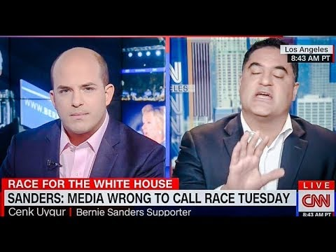 Cenk Uygur Torches CNN For Not Covering Ocasio Cortez s Candidacy