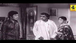 PERSOLLA ORU PILLAI | Old Tamil Black And White Movie | Muthu Raman & Vijayakumari