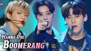 [HOT] WANNA ONE - BOOMERANG, 워너원 - 부메랑 Show Music core 20180407