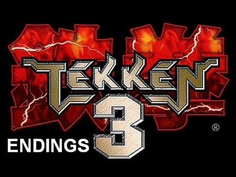 Tekken 3 All Endings