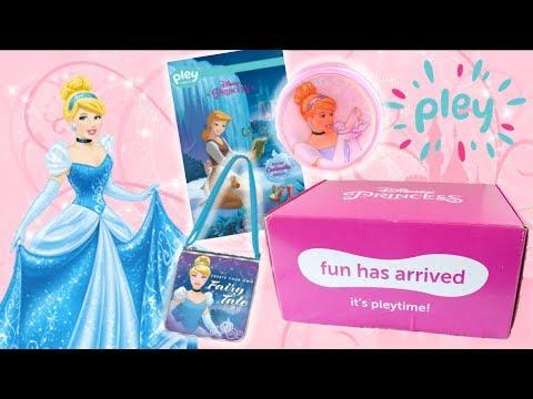 Xxx Mp4 Disney Princess Pley Subscription Toy Box Cinderella Toys 3gp Sex