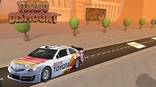 Turbo Dismount - NASCAR