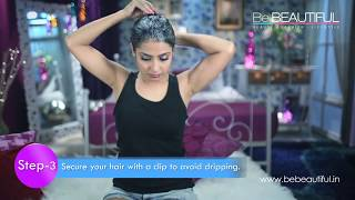 How to get silky smooth hair at home!- BeBeautiful