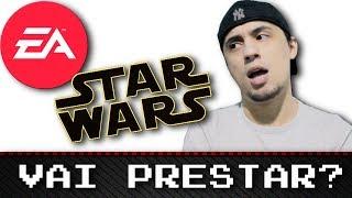 EA anuncia novo Star Wars - Vai prestar?