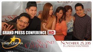 Full:  'A Second Chance' Grand Press Conference