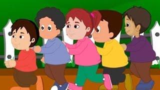 Baccho Ki Rail | Nursery Rhyme (Poem) For Kids, Children Playlist | Classteacher Learning Systems