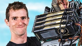 We THOUGHT this $40,000 PC would break records...