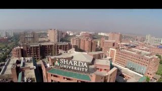 Sharda University - Beyond Boundaries